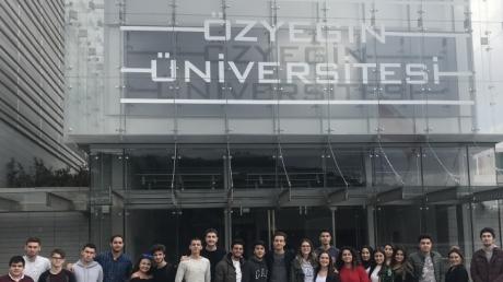 Mühendislik Kariyer Kulübü Özyeğin Üniversitesi'nde!