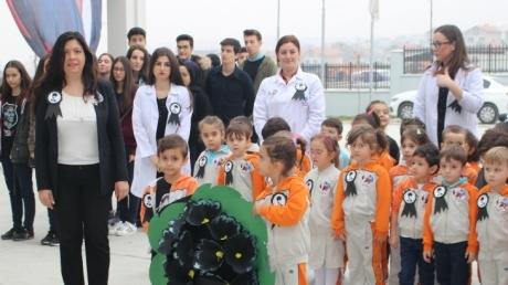 İlkokul 10 Kasım Atatürk'ü Anma Töreni