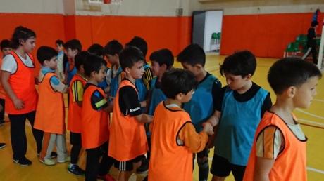 Okyanus Koleji Çekmeköy Kampüsünde Futbol Heyecanı Yaşandı