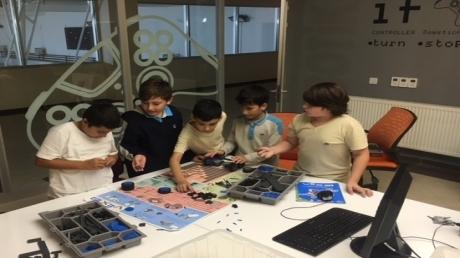 Okyanus Kolejlerinde Robotik Kodlama