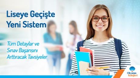 """Yeni Sınav Sistemi """"LKS"""""""