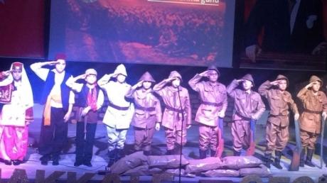 18 Mart Çanakkale Zaferinin 103. Yıldönümü