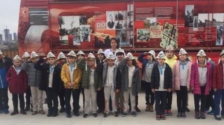 3/A-B'nin Çanakkale Şehitlik Müzesi Ziyareti