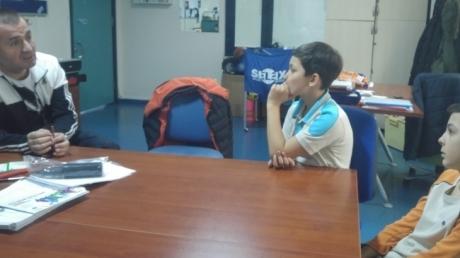 5.Sınıf Öğrencilerimiz Avcılar Okyanus Lisesinde