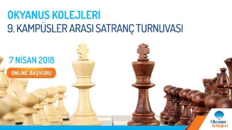 9. Kampüsler Arası Satranç Turnuvası