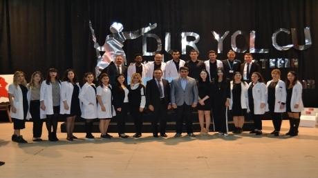 """""""18 Mart Çanakkale Zaferi"""" 103. Yıl dönümünde Coşkuyla Kutladı."""