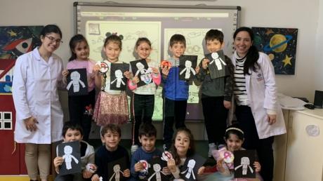 Ataşehir Okul Öncesi Gezegenler Grubu Fastrackids Dersinde