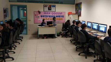 Ataşehir Okyanus 8. Sınıflar MAPP Kariyer Testi