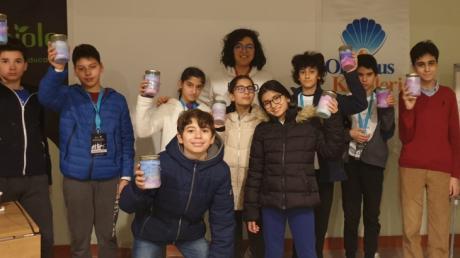 Ataşehir Okyanus Ortaokul'da 2. Ulusal Okyanus Kolejleri Astronomi ve Uzay Kampı