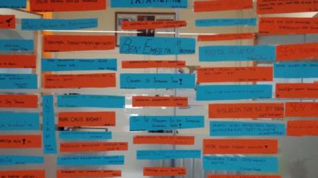 Ataşehir Ortaokul'da 8. Sınıflar Kişisel Gelişim Etkinliği