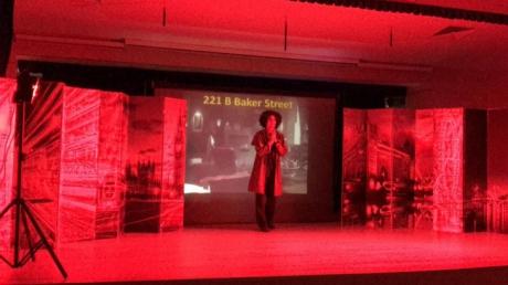 Ataşehir Ortaokul'da İngilizce Tiyatro Heyecanı