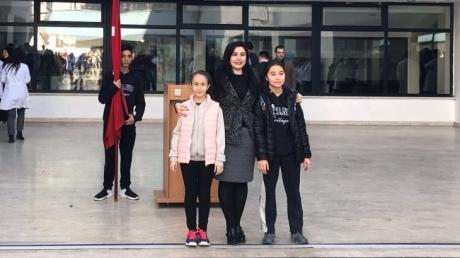 Avcılar Okyanus Koleji Şubat Ayı Bookworm rozetleri öğrencilere verildi