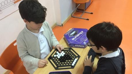 Bahçeşehir Kampüsü Üstün Zekâlılar İlkokulu 4-D Sınıfında V.Geleneksel Zeka Oyunları Turnuvasına Katılacak Öğrenciler Belirlendi.