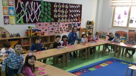 Bahçeşehir Mercanlar Grubu Aile Katılımı Etkinliğinde