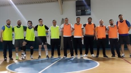 Beykent Okyanus Kolejinde Veli Cup Futsal Maçı Yapıldı