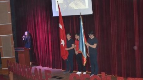 """Beylikdüzü Okyanus Koleji """"18 Mart Çanakkale Şehitlerini Anma Töreni """""""