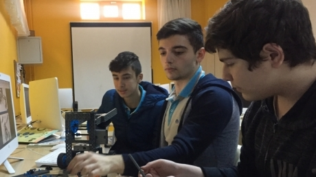 Beylikdüzü Okyanus Koleji Anadolu Lisesi Vex Robotik Dersi