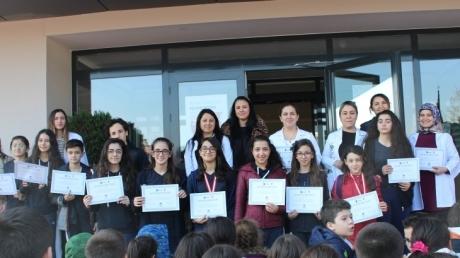 Ortaokul Kademesi 12. Tübitak Projeleri