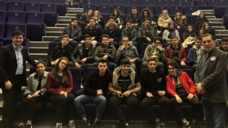 Fatih Okyanus Koleji 12.Sınıflara Motivasyon Semineri
