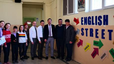 Fatih Okyanus Koleji Ortaokulu Hami Okul Ziyareti