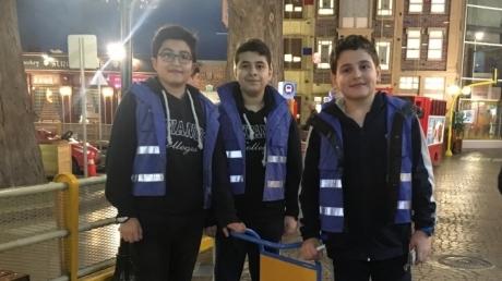 Fatih Okyanus Ortaokulu 'KİDZANİA' Gezisi