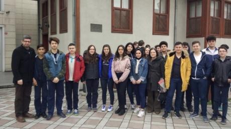 Güneşli Okyanus Koleji Öğrencileri Mehmet Akif Ersoy Müzesinde