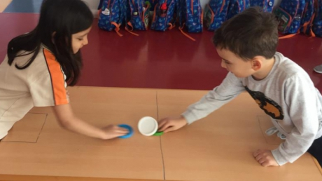 Halkalı Okyanus Koleji, Okul Öncesi Yıldızlar Grubu Oyun Etkinliğinde