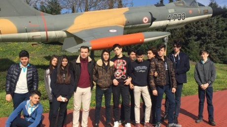 Havacılık Kariyer Kulübümüz İTÜ'de