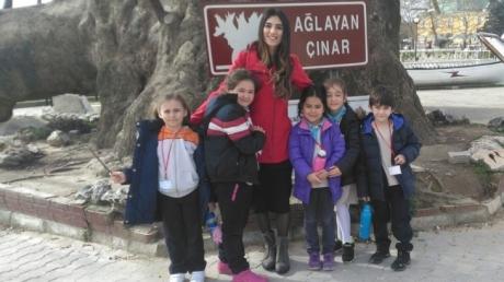 İkinci Sınıflarımız Gölyazı Okul Gezisinde