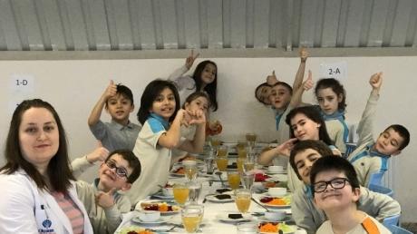 İlkokul Kademesi Haftanın Örnek Sınıfı Seçildi