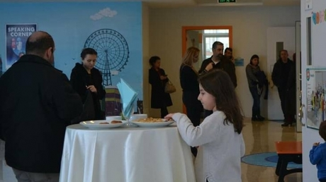 Halkalı Okyanus Koleji'nde İlkokul Ve Ortaokul Veli Toplantısı yapıldı.