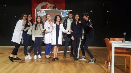İncek-Eryaman İngilizce Münazara Finali