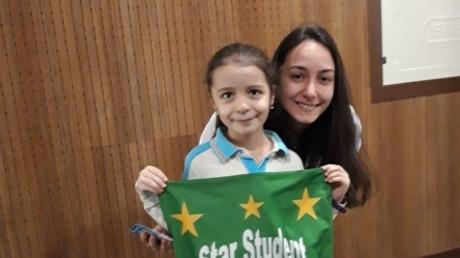 İncek Okyanus Koleji İlkokul Kademesi Star Student Heyecanı