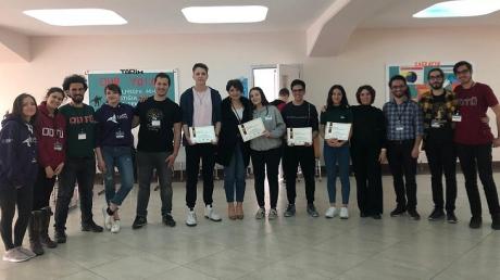 İncek Okyanus Koleji ODTÜ Mühendislik Yarışması