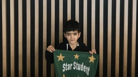 """Keçiören Okyanus Koleji İlkokul Kademesi haftanın """"Star Student"""" öğrencileri belli oldu!"""