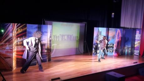 Kemerburgaz Okyanus Koleji Ortaokul Kademesi İngilizce Tiyatro Etkinliği