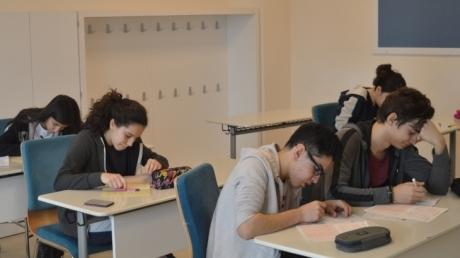 Lise Kademesi Öğrencilerimiz Pascal, Cayley ve Fermat Sınavlarında