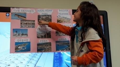 Mavişehir Okyanus Koleji Okul Öncesi Çiçekler Grubu Sosyal Beceri Dersinde