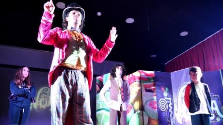 Mavişehir Okyanus Koleji Ortaokul Öğrencileri İngilizce Tiyatro Etkinliğinde
