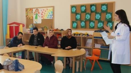 Nilüfer Kampüsü Okul Öncesi 2.Dönem Veli Bilgilendirme Toplantısı Gerçekleştirildi