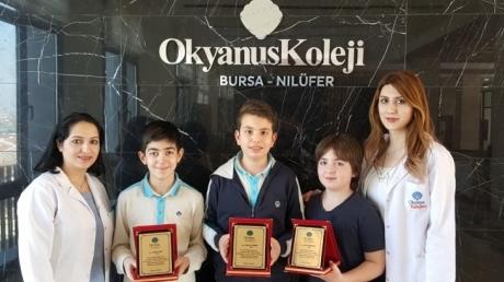 Ortaokul Kademesi Ocak-Şubat Aylarının Örnek Öğrencilerini Seçti