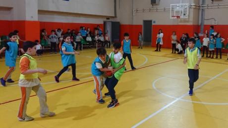 Okyanus Koleji Çekmeköy Kampüsünde Kasım Ayı Boyunca Tüm Kademelerde Basketbol Heyecanı Yaşanıyor…