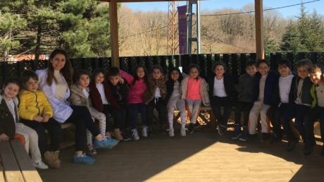 Özel Çekmeköy Okyanus Okul Öncesi Yıldızlar Grubu Oyun Etkinliğinde