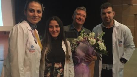 Sait Gürsoy Bahçeşehir Okyanus Koleji Öğrencileri İle Buluştu