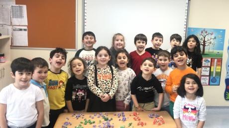 Sancaktepe Okyanus Koleji Okul Öncesi Yıldızlar Grubu Öğrencileri FasTracKids Etkinliğinde
