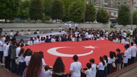 19 Mayıs Atatürk'ü Anma Gençlik ve Spor Bayramının 100. Yıl Dönümü Çoşkusu