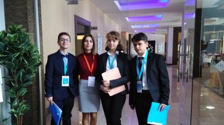 4. O'MUN Konferansından Beykent Okyanus Ortaokulu Başarıyla Döndü