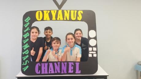 5.Sınıflar Haftalık Okyanus Channel Haberlerini Sunmaya Devam Ediyor!
