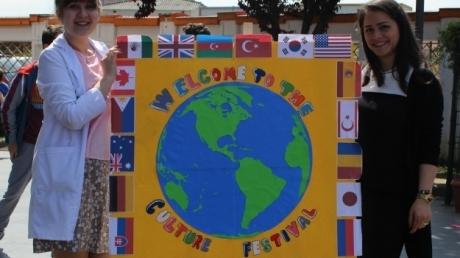 Ataşehir Kampüsünde Culture Fest Etkinliği