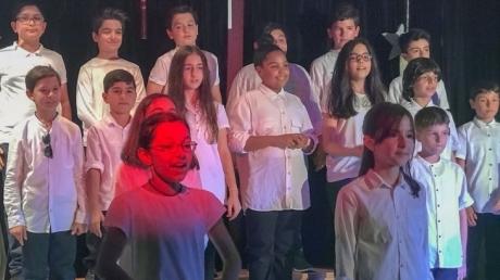 Bahçelievler Okyanus Koleji Ortaokul 5. Sınıflar Fun Day Gösterisi